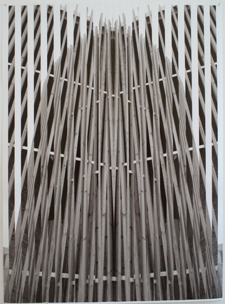 , 'Provisional Identity II (Chapel of Reconciliation),' 2015, alexander levy