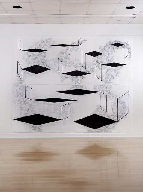 , 'Notes de Silence,' 2013, Mindy Solomon Gallery
