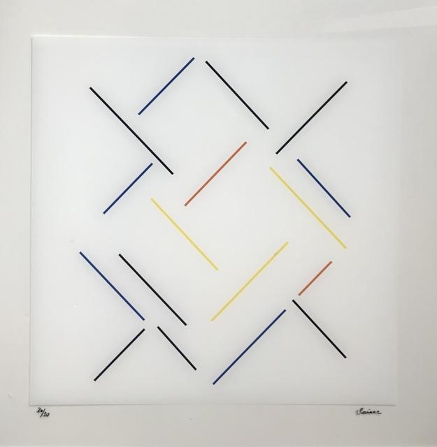 Geneviève Claisse, 'Energie du vide', DIGARD AUCTION