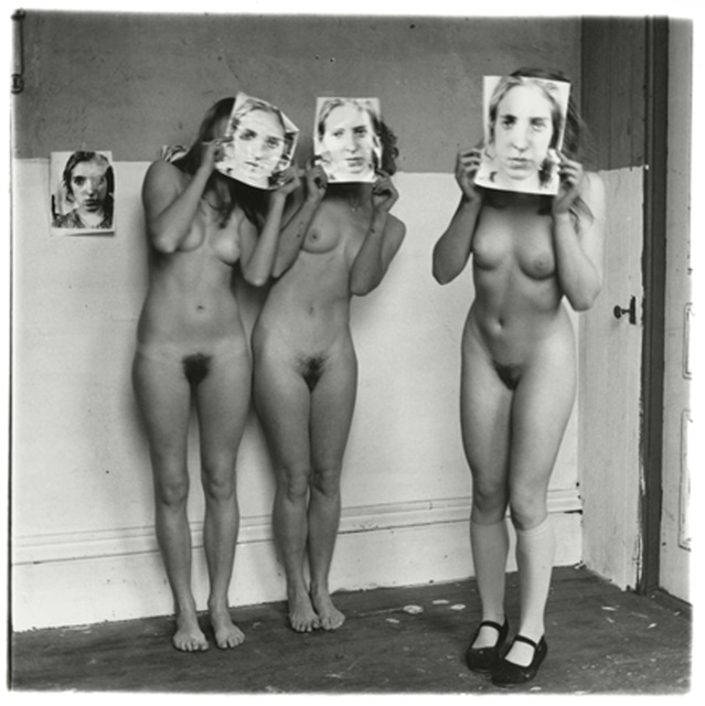 , 'About Being My Model, Providence, Rhode Island,' 1976, Foam Fotografiemuseum Amsterdam