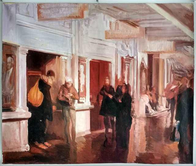 , 'London Theater,' , Inn Gallery