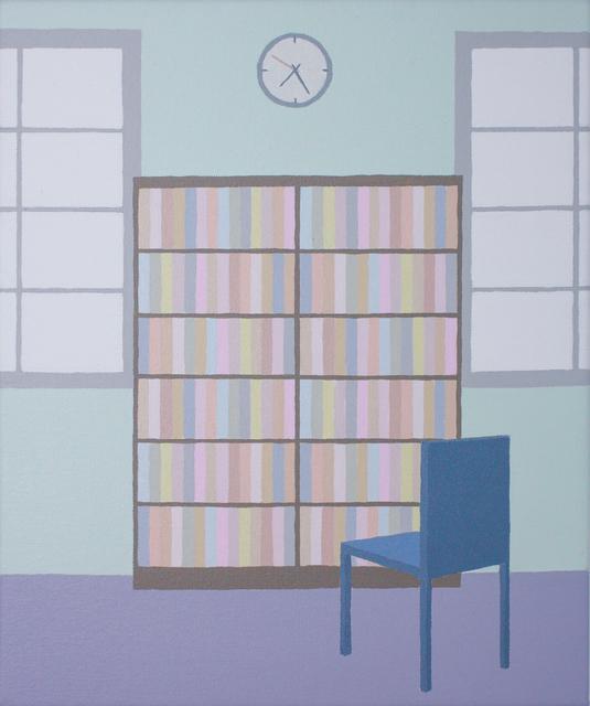 , 'Library #14,' 2018, Sapar Contemporary