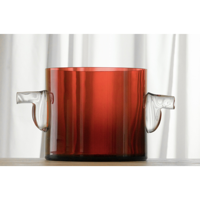 Eric Schmitt, 'Handle Vase', 2010, Design/Decorative Art, Hand Blown Glass, Valerie Goodman Gallery
