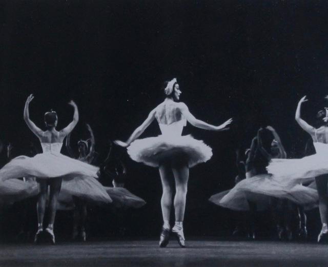 Eliot Elisofon, 'Margot Fonteyn Swan Lake', 1950, Hal Bromm