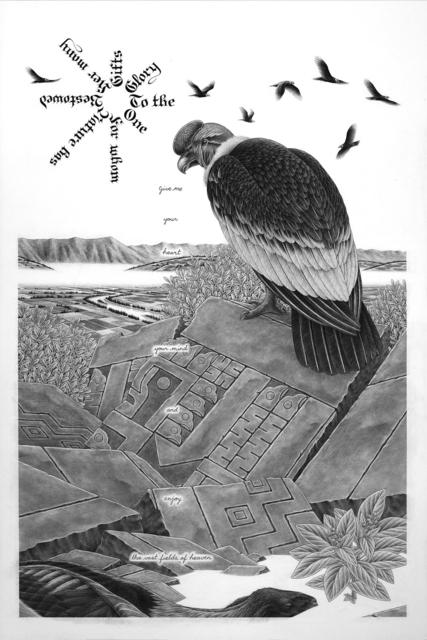 , 'Andean Condor,' 2015, Koplin Del Rio