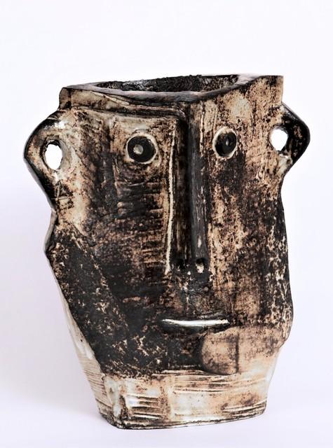 , 'Vase Visage ,' ca. 1950, Lebreton