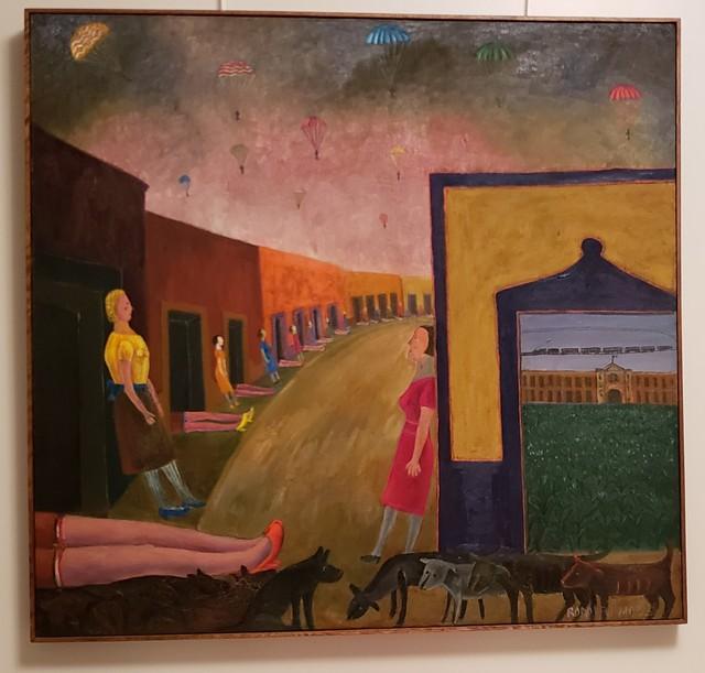 Rodolfo Morales, 'Untitled ', 1985, Maximilian Contemporary