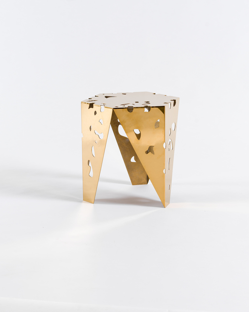 , 'FDA Stool (Gold),' , Gallery ALL