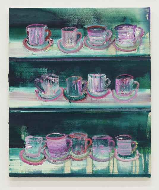 , 'Demitasse Ⅱ,' 2015, Tomio Koyama Gallery