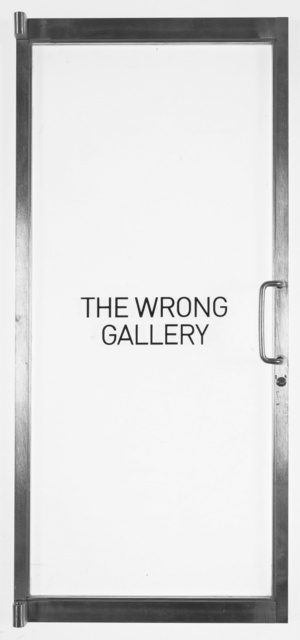 Andreas Slominski, 'The Wrong Gallery Door', 2005, Forum Auctions
