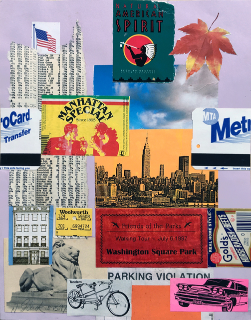 , 'Manhattan Special,' 1997, Luis De Jesus Los Angeles