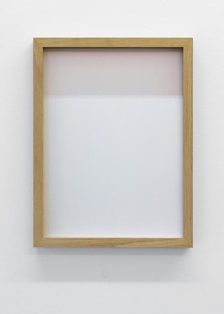 , 'Komplize (16),' 2017, Anne Mosseri-Marlio Galerie