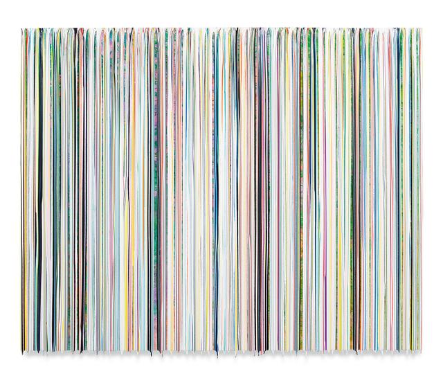 , 'MEANTWELLBUTDIDNOTKNOWHOW,' 2018, Miles McEnery Gallery