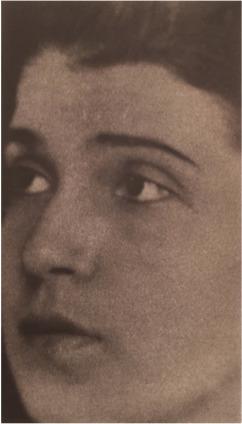Edward Weston, 'Portrait of Tina Modotti', 1921, Atlas Gallery