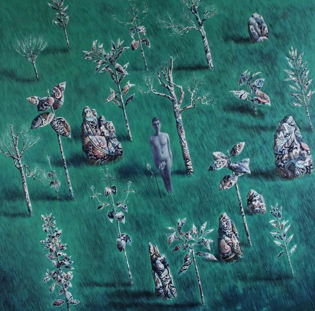 , 'Slightly Inclined 微倾斜,' 2016, Art+ Shanghai Gallery