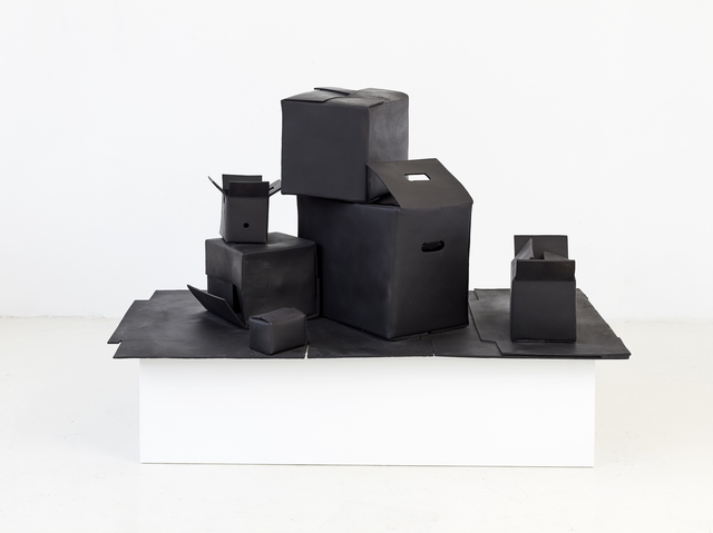 , 'Box outside boxes,' 2015, Sies + Höke