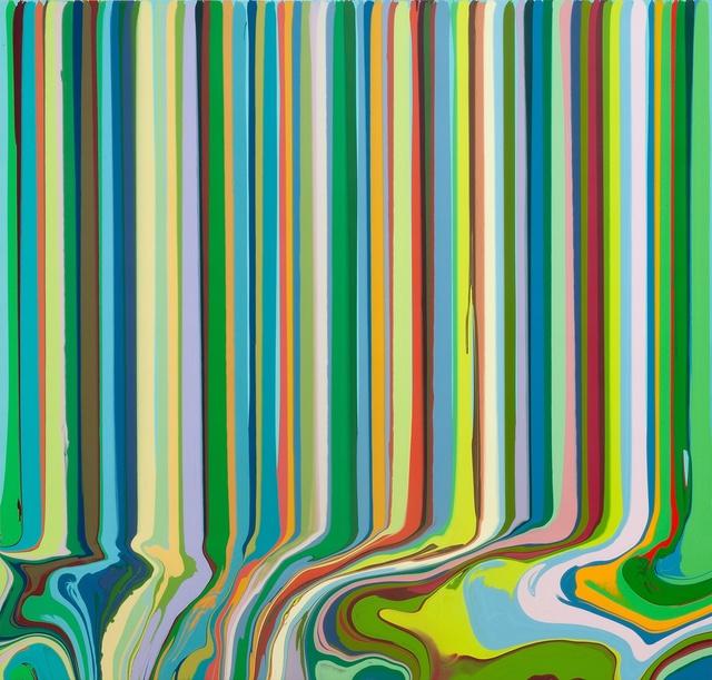 , 'Phthalocyanine Green, Stack ,' 2016, Paul Kasmin Gallery