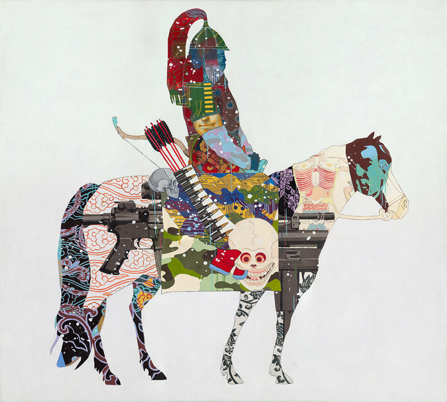 , 'The Silk Road,' 2017, Gallery Khankhalaev