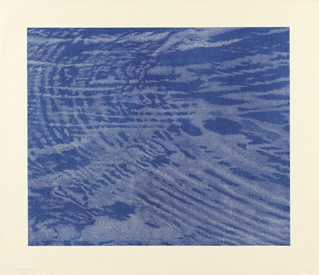 , 'Wasser,' 1997, Ludorff