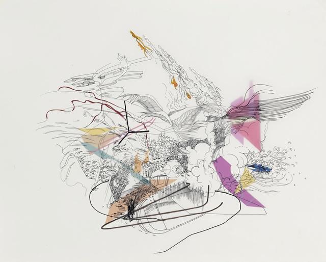 Julie Mehretu, 'Untitled', Sotheby's