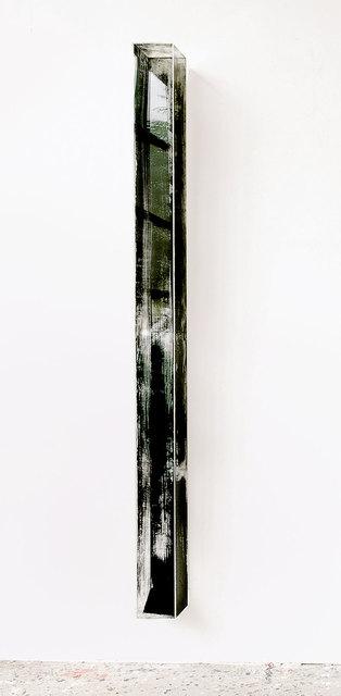 , 'Elektrostatische Wandstele,' 1986, Galerie Kellermann
