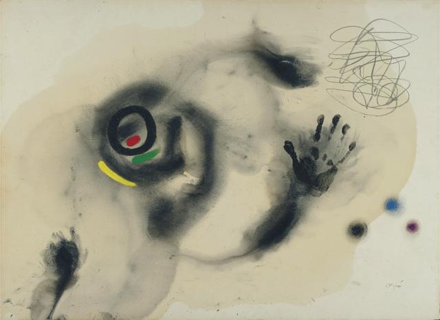 Joan Miró, 'L'Oiseau du bel horizon', 1969, Galeria Jordi Pascual