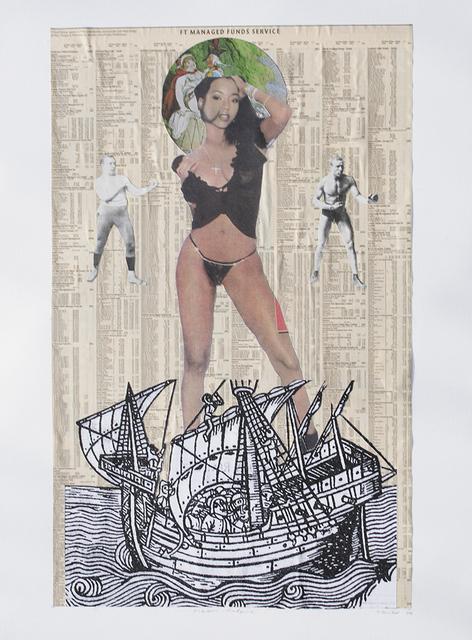 , 'OCTOROON MADONNA,' 2001, ARTCO Gallery