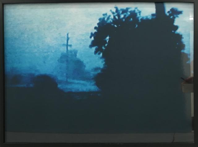 Johan Grimonprez, 'Telephone pole in the mist', 2000, Kristof De Clercq