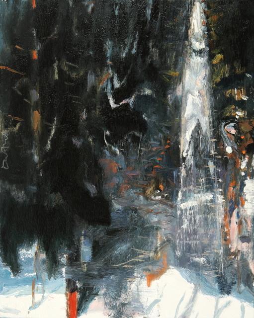 , 'Hemlock Forest,' 2013, Tayloe Piggott Gallery