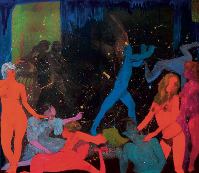 , 'İsimsiz,' 2008-2009, Anna Laudel