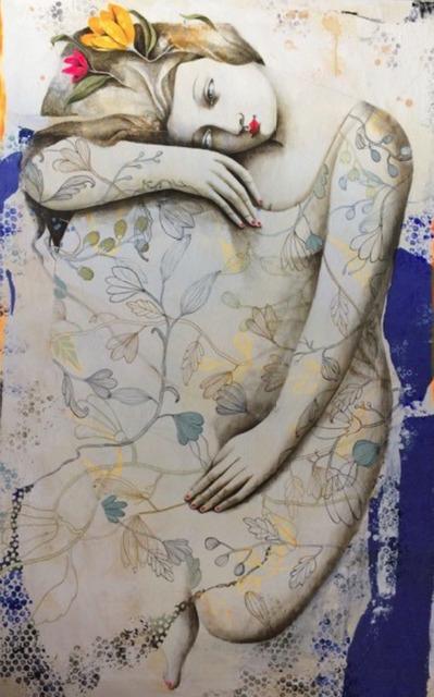 , 'Life Nature,' 2017, Flecha