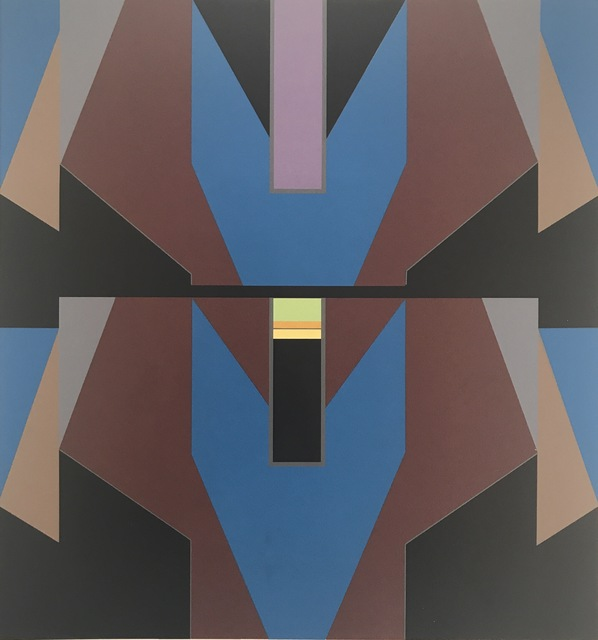 , 'Silkscreen No. 1,' 2008, Leon Tovar Gallery