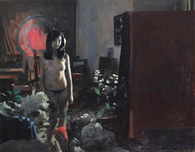 , 'God's Eye,' , Sirona Fine Art