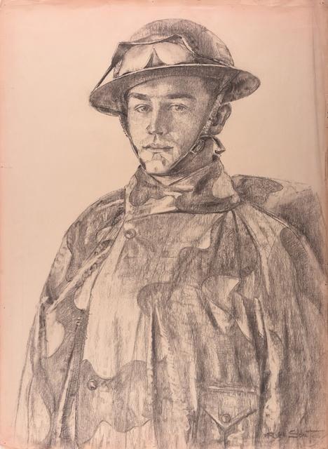 Rudolph Sauter, 'First World War Soldier', 1895-1977, Liss Llewellyn