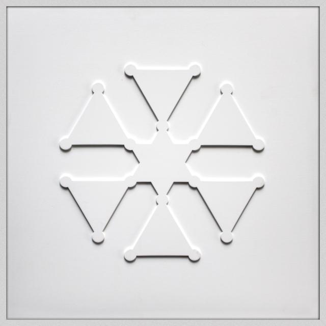 , 'Quartz Code 3,' 2012, Galeria Lume