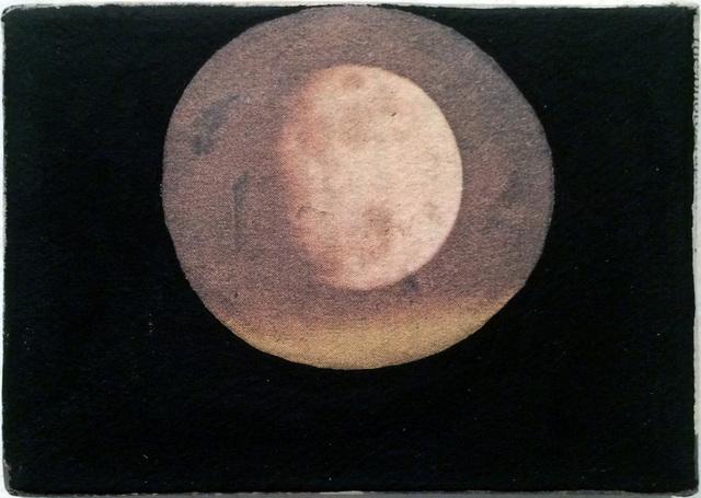 , 'Moon,' 2014, McClain Gallery
