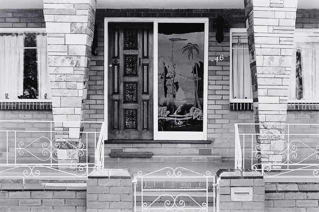 , 'Customized House-front 1,' 1975, Charles Nodrum Gallery