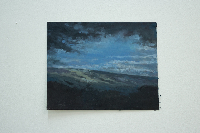 Victor Julio González, 'Montaña y Nubes', 2016, ABRA
