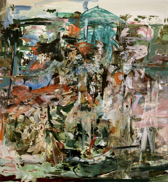 Cecily Brown, 'Indian Tourist', 2008, Gagosian