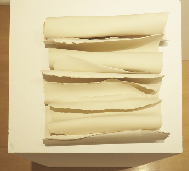 , 'Untitled No. 1 (Sheets and Scrolls Installation),' 2011, Beatriz Esguerra Art