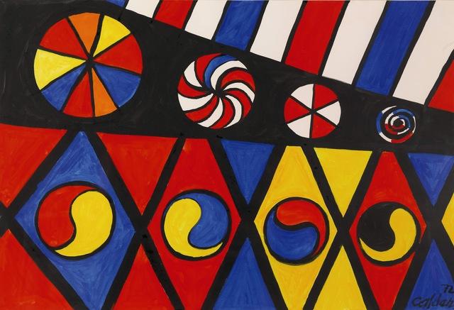 , ' Lucioles ,' 1972, SmithDavidson Gallery