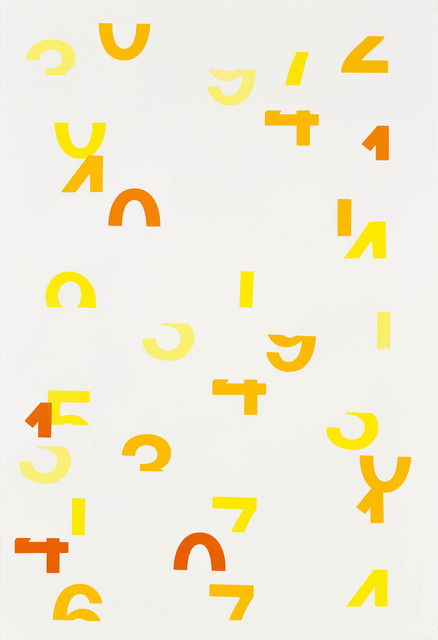 Darren Almond, 'Digital Yellow', 2014, Edition Copenhagen