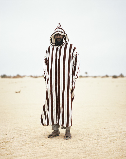 Philippe Dudouit, 'Local Tebu Resident, Al Gatrun, Southern Libya ', 2015, East Wing