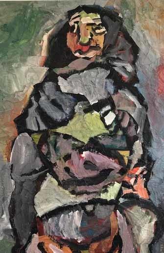 , 'STANDING WOMAN,' 1970, Mark Hachem Gallery