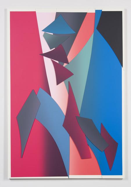 , 'El esplendor geométrico 8,' 2015, Galeria Solo / Eva Albarran & Christian Bourdais