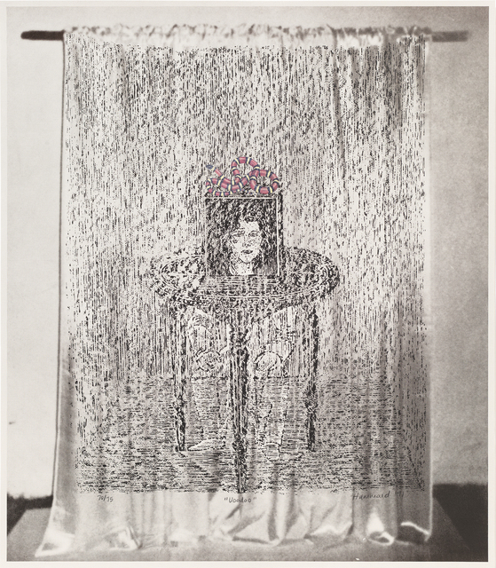 Jane Hammond, 'Voodoo', 1990-1991, Independent Curators International (ICI)