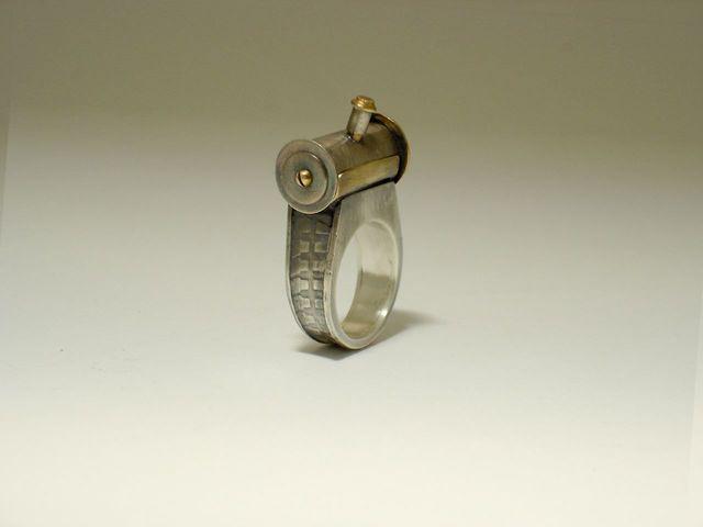 , 'Cylinder Pinhole Ring ,' , photo-eye Gallery