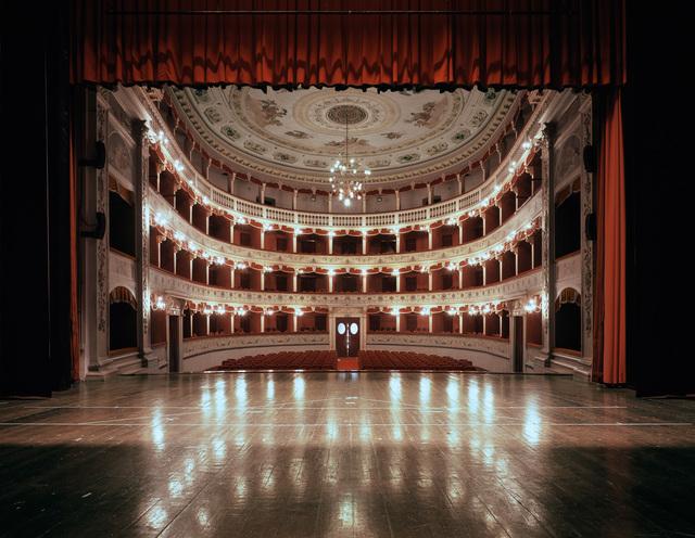 , 'Teatro Regina Margherita, Caltanissetta Sicily, Italy,' 2018, Galerie XII