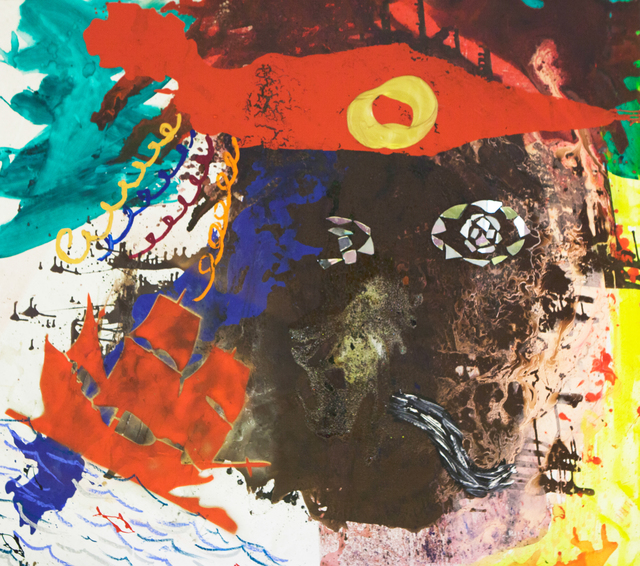 Bedri Baykam, 'The Pirate', 2015, Piramid Sanat