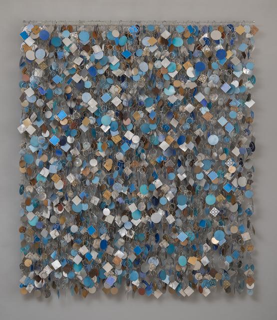 John Garrett, 'Missouri River Shimmer', 2015, Duane Reed Gallery